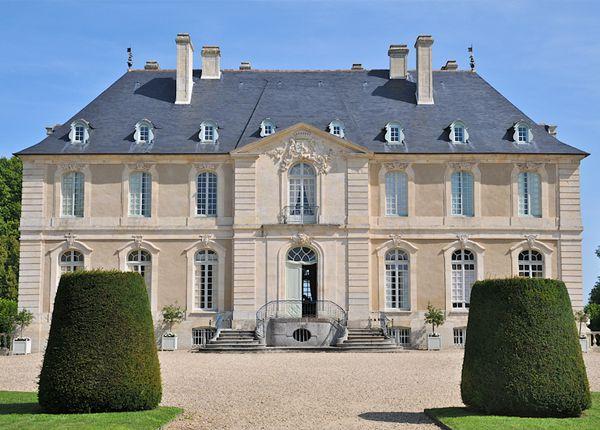 Ch teau de vendeuvre un joyau a decouvrir blog du gite de la dorette gi - Chateau du 18eme siecle ...